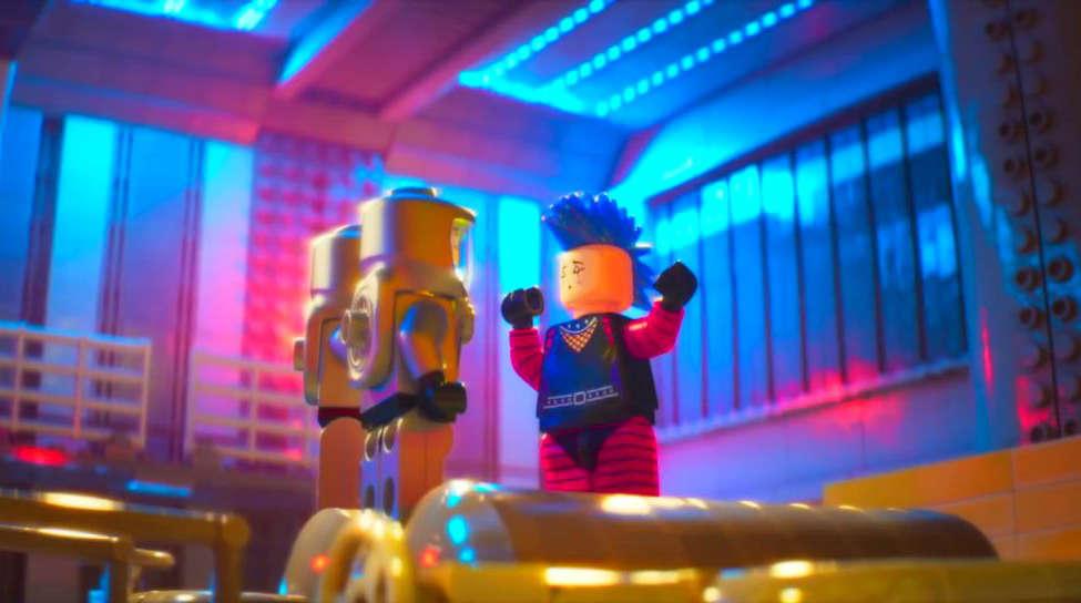 The LEGO Batman Movie Villains -  Mime