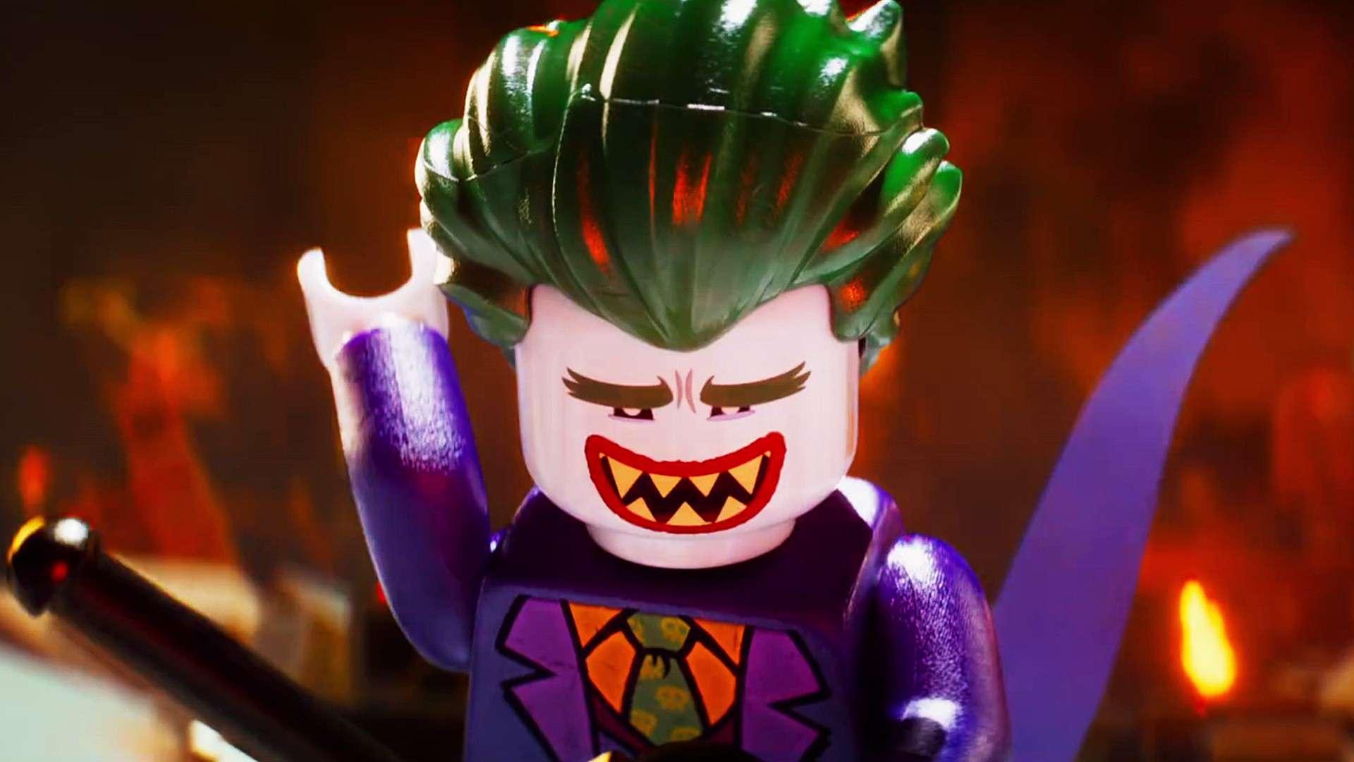 The LEGO Batman Movie Villains - Harley Quinn