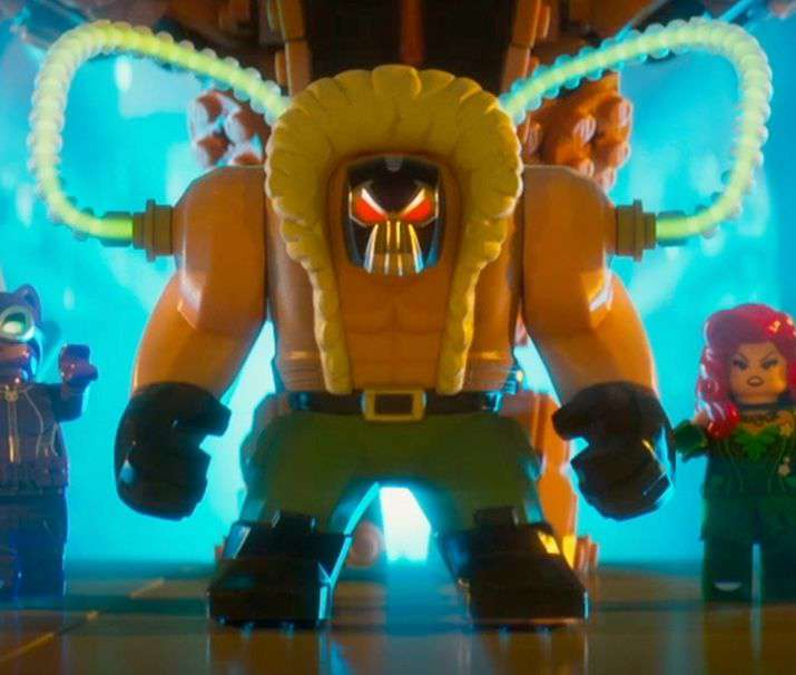The LEGO Batman Movie Villains - Joker