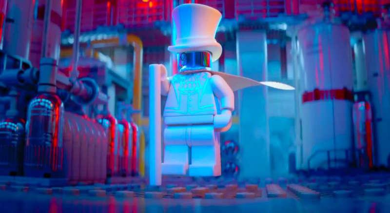 The LEGO Batman Movie Villains - Gentleman Ghost