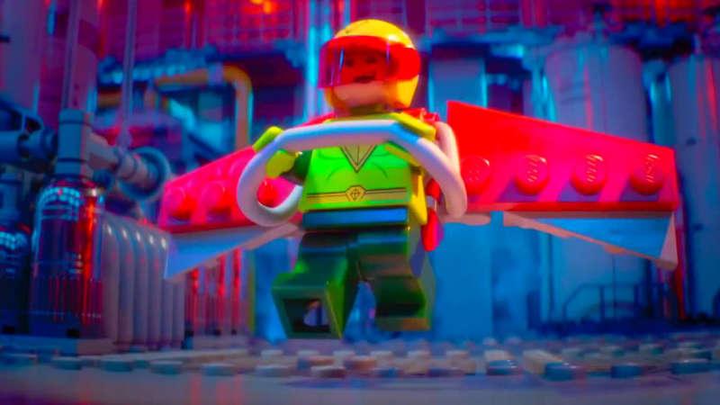 The LEGO Batman Movie Villains - Killer Moth