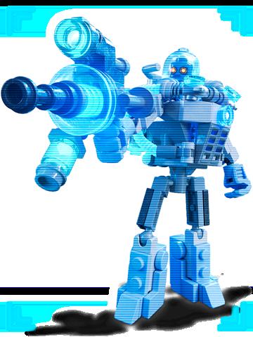 The LEGO Batman Movie Villains -  Mr. Freeze