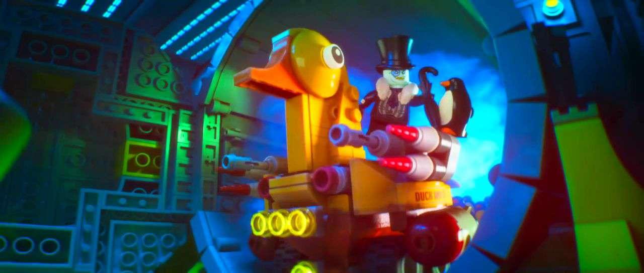 The LEGO Batman Movie Villains -  Penguin