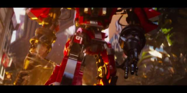 The Lego Ninjago Movie - Official Trailer #1 [HD] screen capture