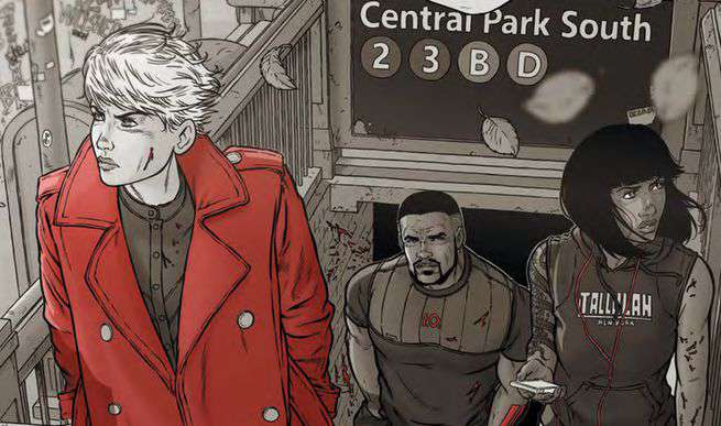 The Wildstorm - Cover