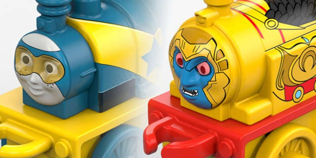 Thomas-And-Friends-DC-Power-Rangers