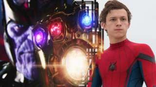 Tom Holland Burns Avengers 3 Infinity War Script