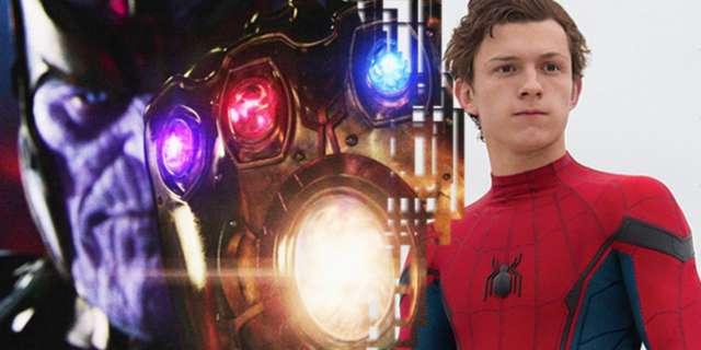 Tom Holland Burns Avengers 3 Infinity War Script