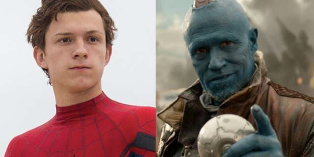 tom holland yondu