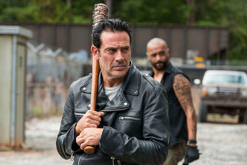 The Walking Dead season 8: First picture sees two characters reunited