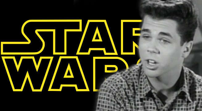 wally cleaver tony dow directing star wars fan movie