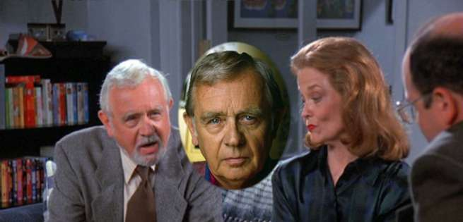 Seinfeld and Twin Peaks Actor Warren Frost Dies at 91