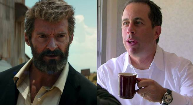 How Jerry Seinfeld Convinced Hugh Jackman to Quit Playing Wolverine