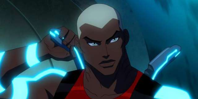 Young Justice Aqualad