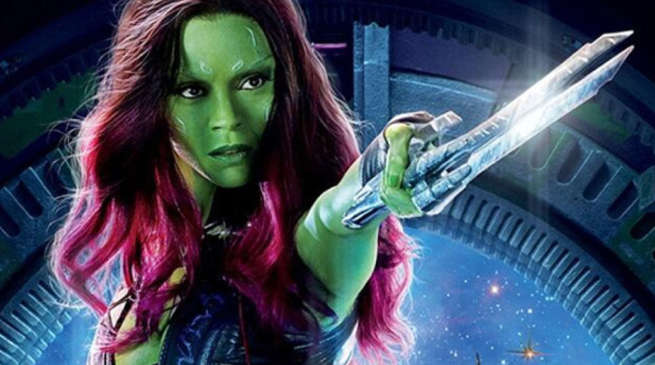Zoe Saldana Reveals Avenger Gamora Fights