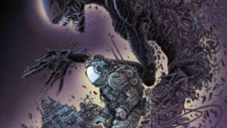 1 - April Comics - Aliens Dead Orbit