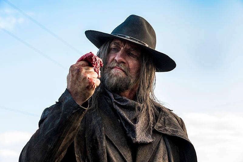 Preacher season two. AMC Sunday 25th June 2017