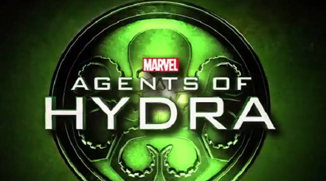 Free Agents Of Shield Hydra Wallpaper