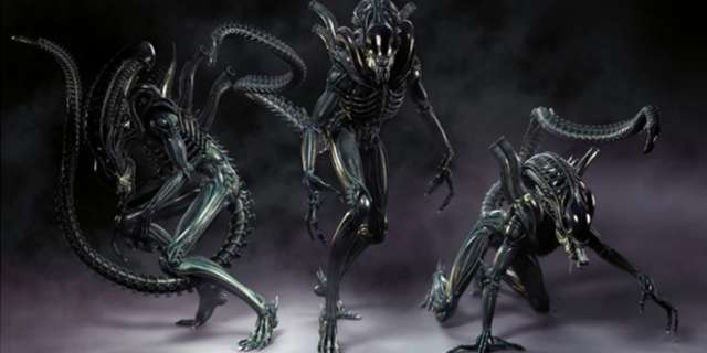 Alien Movie Saga Sequels 4567