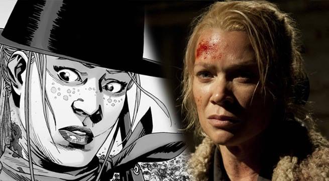 The Walking Dead vs — Poster Wars