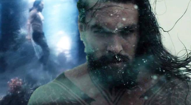 Aquaman Concept Art Teases Ancient King, Atlanteans On Sharks