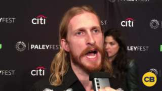Austin Amelio Discusses Rosita And Dwight's Reunion screen capture