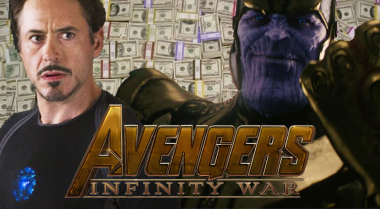 avengers: infinity war reported budget will stun you