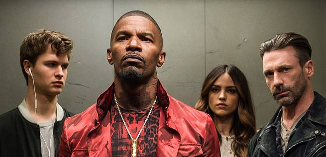 Buckle Up! First Trailer For Edgar Wright's Baby Driver Is Here!