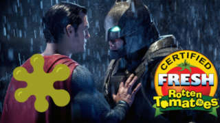 batman v superman rotten tomatoes