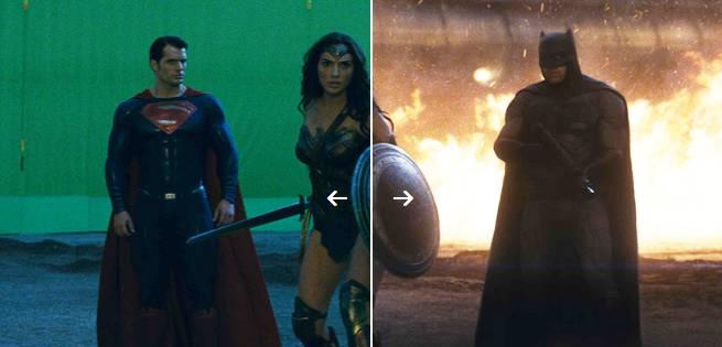 VFX Breakdown for Batman v Superman: Dawn of Justice Fight Sequences