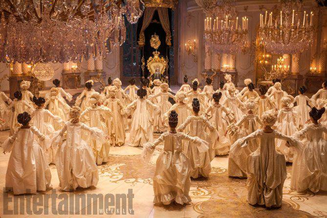beauty and the beast ballroom scene