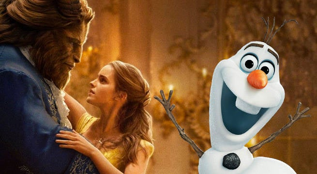 Beauty And The Beast Nixed A Chilly Frozen Easter Egg