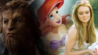 Beauty-And-The-Beast-Little-Mermaid-Lindsey-Lohan