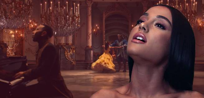 Beauty and the Beast Music Video with Ariana Grande and John Legend