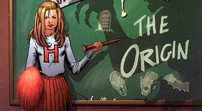 Buffy the Origin