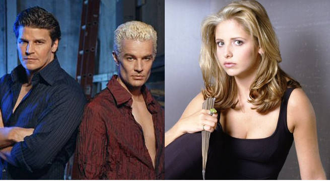 Sarah Michelle Gellar Plays Shag Marry Kill With Buffy Characters