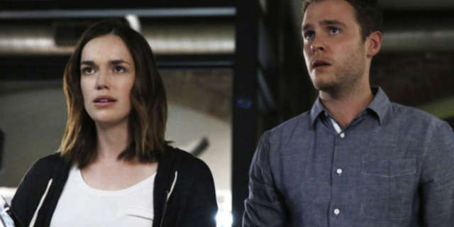 can fitz simmons survive the framework agents of shield