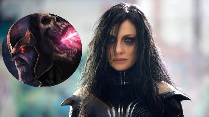 Cate Blanchett Hela Death Marvel Cinematic Universe