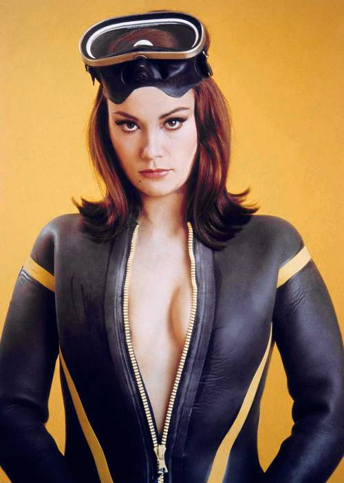 claudine auger thunderball