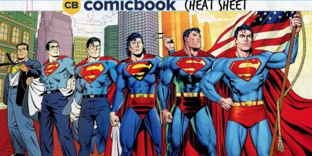 ComicBook Cheat Sheet: Superman screen capture