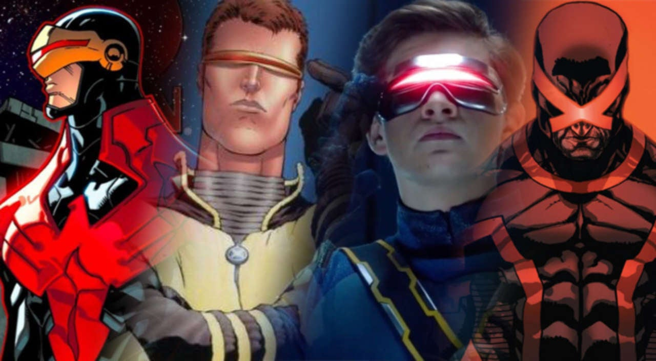 sc 1 st  ComicBook.com & Ranking The Top 5 Cyclops Costumes