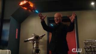Damien-Darhk-Waverider