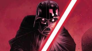 Darth Vader Marvel Comics Series vol 2 Issue 1 Header