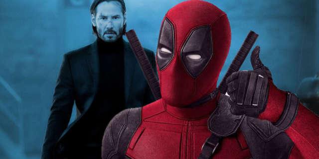 deadpool 2 sequel writers rhett reese paul wernick new director david leitch john wick