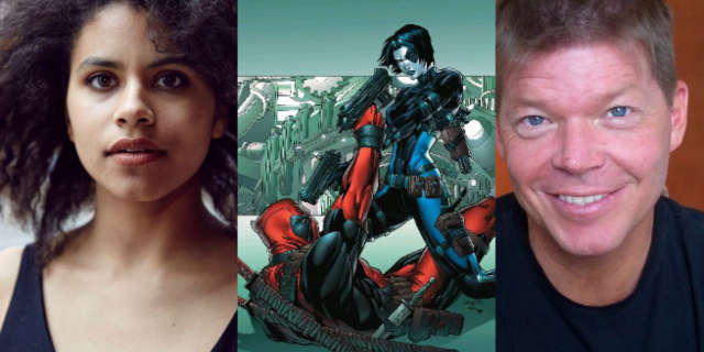 deadpool creator rob liefeld approves domino casting zazie beetz