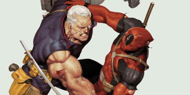 Deadpool Kills Cable Marvel Comics