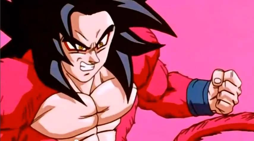 dragon-ball=SSJ4_Goku_recovering_from_Baby's_Ki_Blast