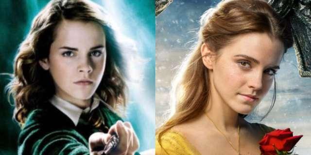Emma Watson Hermione Belle