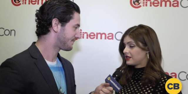EXCLUSIVE Interview: Alexandra Daddario screen capture