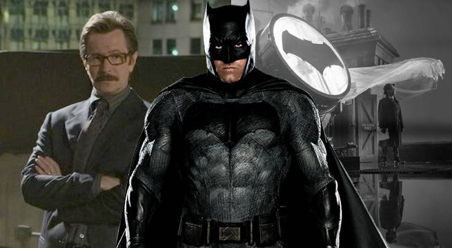 Gary Oldman Excited To See The Evolution Of Commissioner Gordon In Justice League